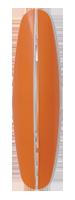 Вставка EL-Bi Zirve оранжевая пара