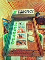 Дахові вікна Fakro FTS-V U4 (двокамерний склопакет) 78*118