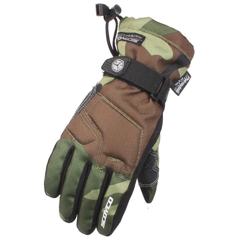 Мотоперчатки Scoyco MC-34 winter M(p)