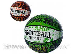 Мяч баскетбольный ProfiBall. Profi EN 3222-1