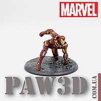 Железный человек Ironman коллекционная миниатюра