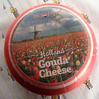 "Сыр Holland Gouda Cheese ""Abbeu farms"" гауда молодая Голландия"
