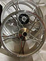 Диск передний и задний комплект Альфа Дельта оригинал, фото 3