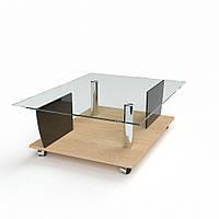 Журнальный стол Антарес стеклянный