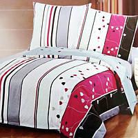 Комплект постельного белья из сатина In Love - 953