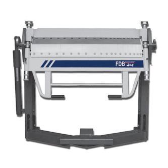 Листогиб сегментный FDB Maschinen  ESF 1260 В