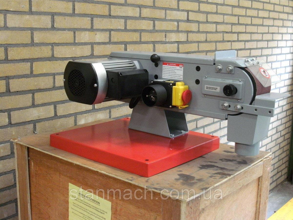 Ленточная шлифовальная машина по металлу Holzmann MSM 100L 380В