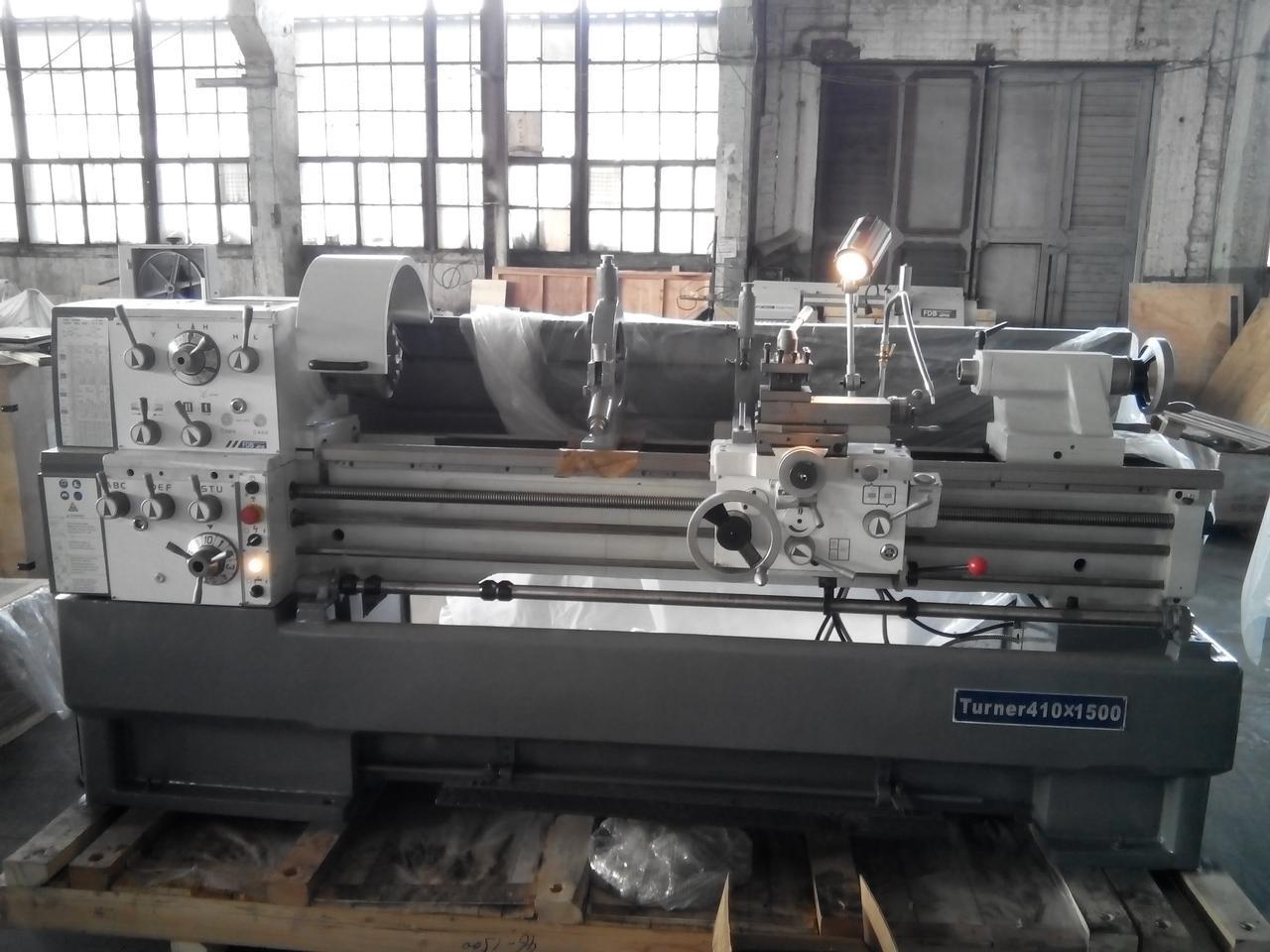 Токарный станок FDB Maschinen Turner 410x1500