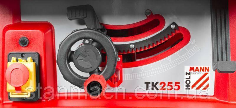 Циркулярная пила Holzmann TS 315 SE 380В, фото 2