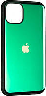 Панель Gelius Metal Glass Case для Apple iPhone 11 Pro Green