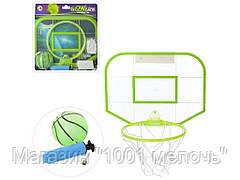 Баскетбольное кольцо с мячом. M 5715