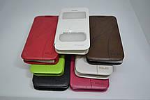 "Чехол-книжка ""OSCAR"" IPHONE 5 WHITE, фото 3"