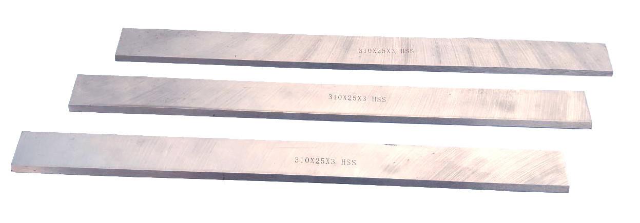 Комплект ножей строгальных для FDB Maschinen MLQ300КВ (MLQ343)