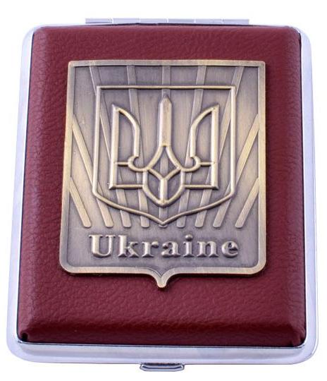 Портсигар YH02 з українською символікою