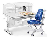 Комплект Evo-kids Evo 50 G Grey (арт. Evo-50 G + кресло Y-528 F)