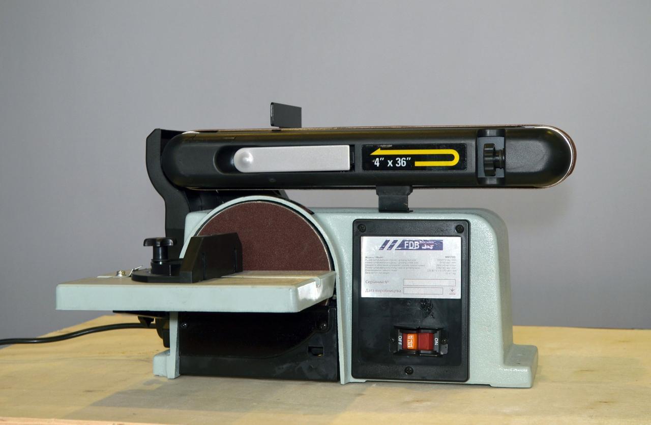Шлифовальный станок FDB Maschinen MM 370G