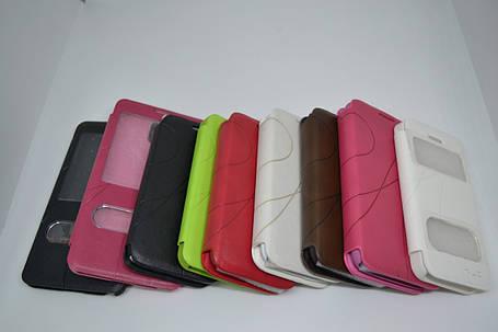 "Чохол-книжка ""OSCAR"" LG G3 RED, фото 2"