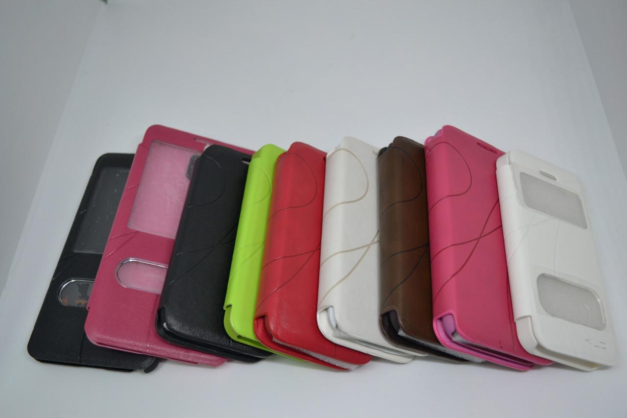 """Чехол-книжка """"OSCAR"""" SAMSUNG G900 ROSE"""