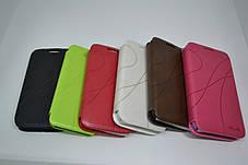 "Чехол-книжка ""OSCAR"" SAMSUNG G900 ROSE, фото 2"