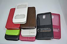 "Чехол-книжка ""OSCAR"" SAMSUNG G900 ROSE, фото 3"