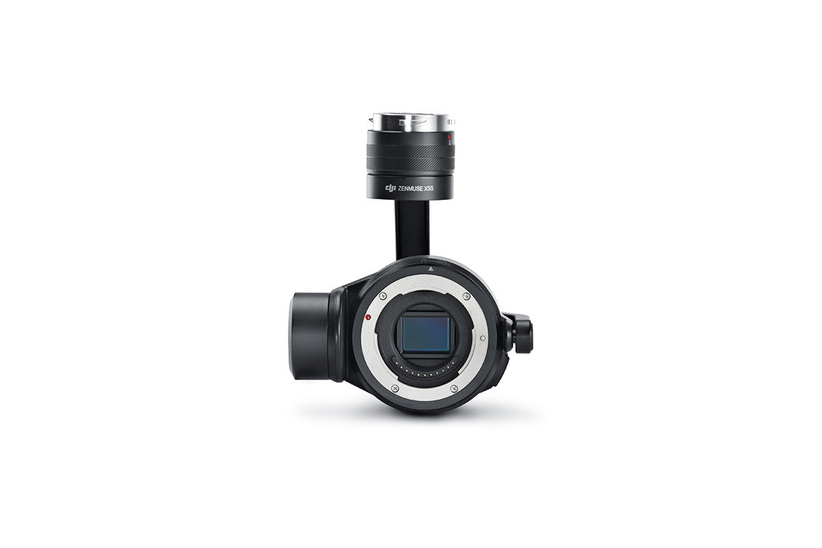 Подвес DJI Zenmuse X5S Gimbal and Camera (Lens Excluded)