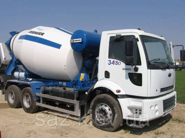 Радіатор масляний (теплообмінник) Ford Cargo