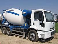 Радиатор маслянный (теплообменик) Ford Cargo
