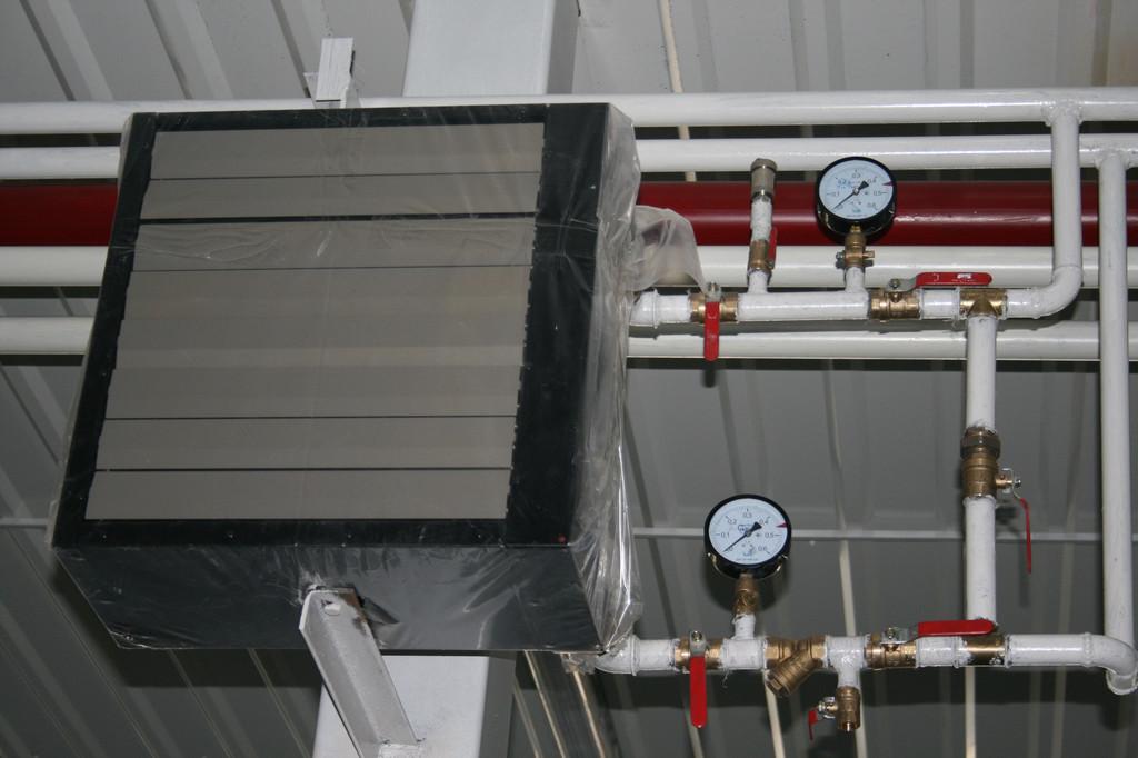 Проектирование и монтаж систем отопления и вентеляции