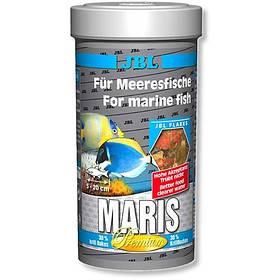 JBL Maris основной корм в форме хлопьев для морских рыб, 250 мл