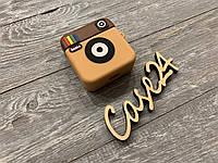 Чохол Instagram на Airpods