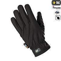 Перчатки Soft Shell Thinsulate Black, фото 3