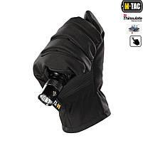 Перчатки Soft Shell Thinsulate Black, фото 5