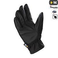 Перчатки Soft Shell Thinsulate Black, фото 4