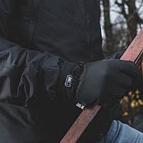 Перчатки Soft Shell Thinsulate Black, фото 8