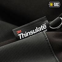 Перчатки Soft Shell Thinsulate Black, фото 7
