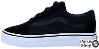 Мужские кеды Vans Old Skool Suede Black