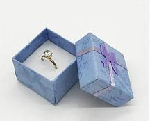 Коробка футляр подарочная для кулонов, колец