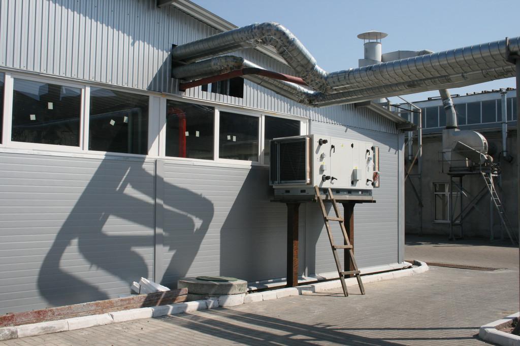 Проектирование и монтаж систем отопления и вентеляции 1