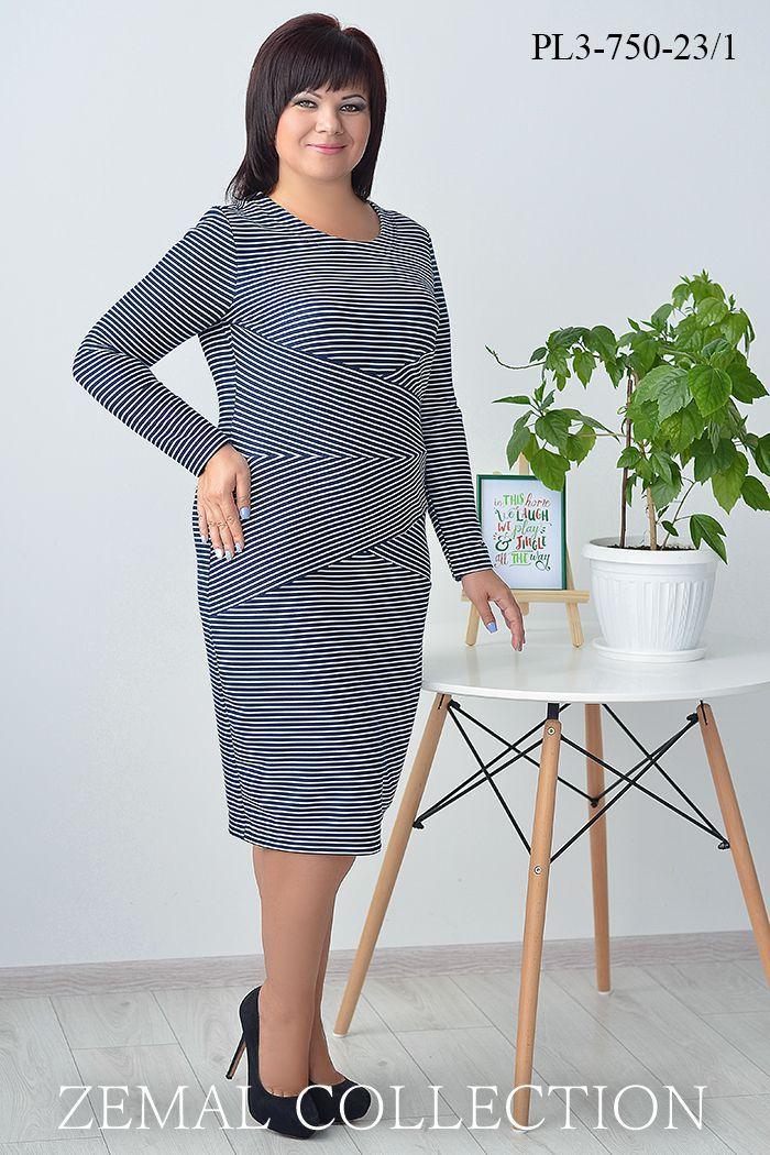 Платье PL3-750 большие размеры