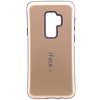 TPU+PC чехол iFace устойчивый к царапинам глянец для Samsung Galaxy S9+
