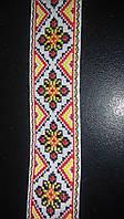 Лента тканная орнамент
