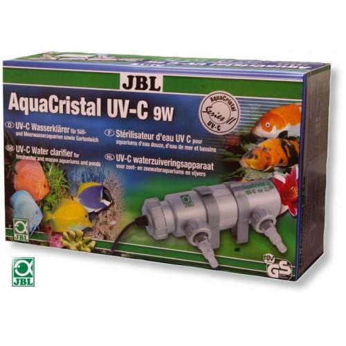 JBL Ультрафиолетовый сетрилизатор AquaCristal UV-C, 9 Вт.
