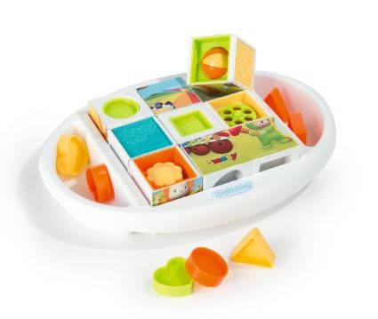 Кубики развивающие Лето Cotoons Smoby 211385, фото 2