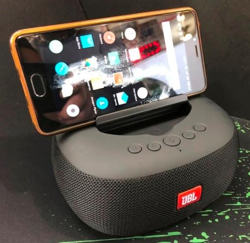 Колонка Bluetooth LP-V8 + подставка