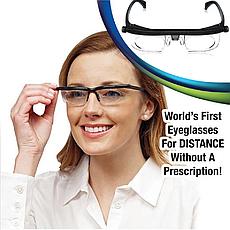 Очки с регулировкой линз Dial Vision, очки для зрения, стильные очки диал визион, фото 3