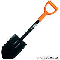 Лопата саперна Fiskars / Фіскарс Solid 1014809/13141