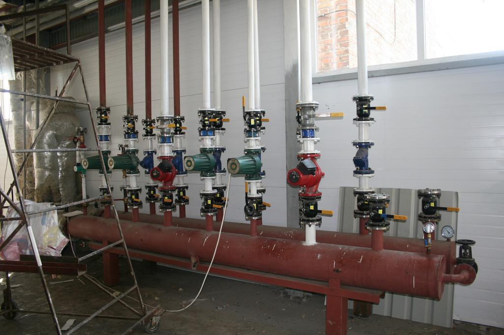 Проектирование и монтаж систем отопления и вентеляции 2