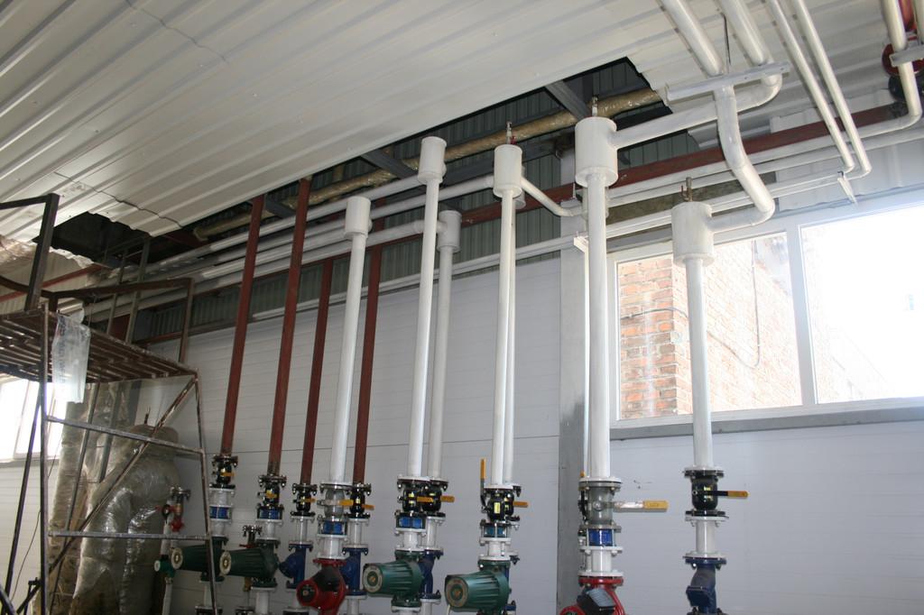 Проектирование и монтаж систем отопления и вентеляции 3