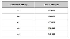Слитный купальник очень большой размер Sisianna 39215черный на 58 60 62 64 66 размер., фото 2