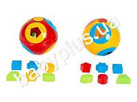 Развивающая игра Куб Умный малыш Шар-1. Технок 2247
